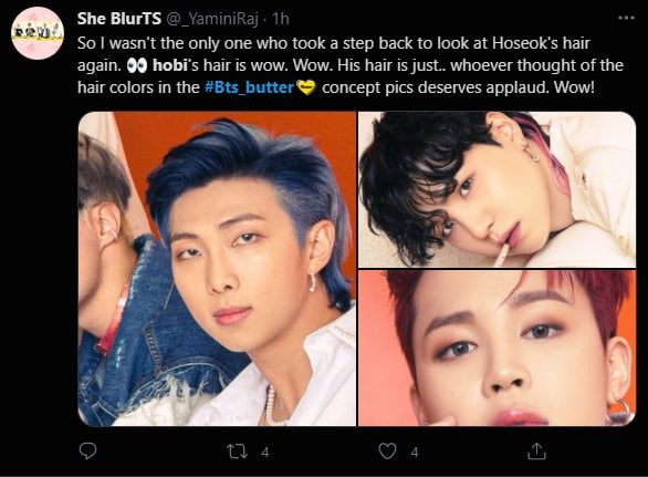 BTS asks for 'permission to dance' in new Butter concept photos