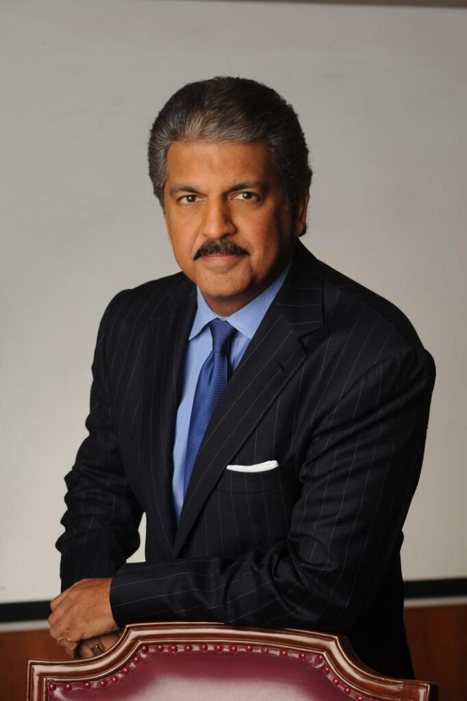 It's Miracle Here's What Anand Mahindra Thinks About 'Mundane Food'.